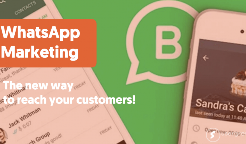 What appmarketing: The new thanks to reach your customers!