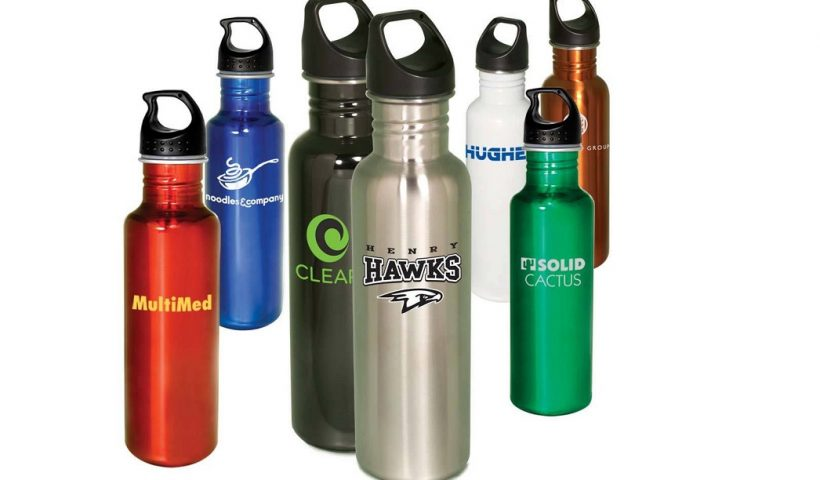 Business Marketing - Why Choose Promotional Water Bottles?