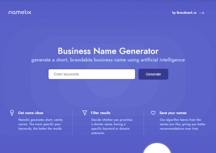 How Catchy Names Are Generated Using The Product Name Generator?