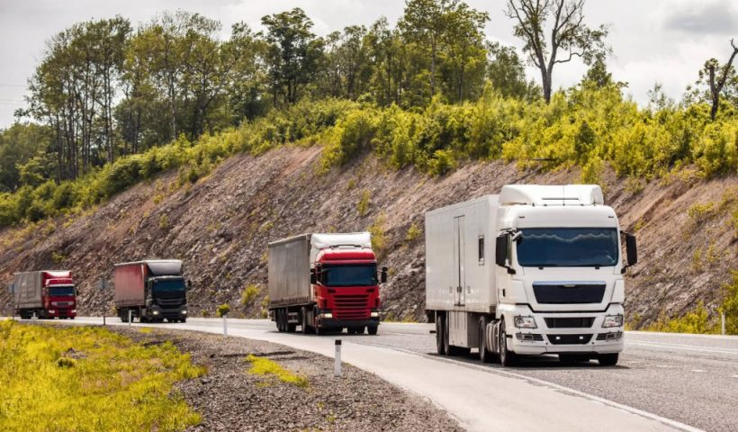 How does a transport company operates?