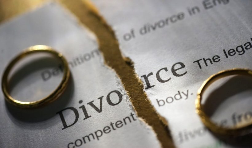 "DIVORCE: ""AN ALTERNATE REALITY FOR MEN?"""